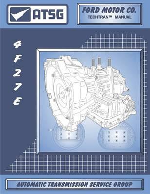 ford 4f27e atsg transmission transaxle service manual mazda fn4a el rh oregonperformancetransmission com Manual Transmission Car Manual Transmission Parts
