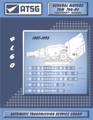 atsg 4l60e rebuild manual pdf