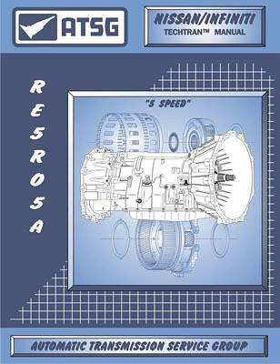 nissan re5r05a atsg automatic transmission rebuild manual re5ro5a rh oregonperformancetransmission com Ford C6 Automatic Transmission Diagram Automatic Transmission Rebuild Guide