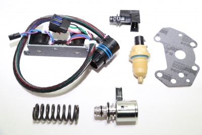 46re 47re 48re Solenoid Upgrade Kit Dual Pack Solenoids Governor Pressure  Speed Sensor Electronics
