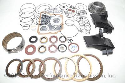 TR60SN Rebuild Kit 09D Automatic Transmission Master Overhaul Set Aisin  Warner AW TR-60SN VW Audi