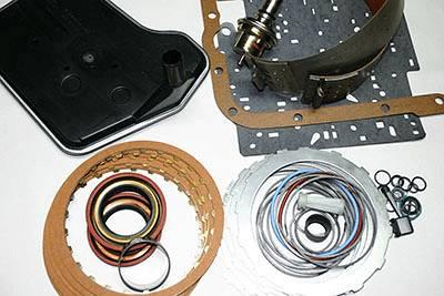 TH200 Rebuild Kit TH200C Automatic Transmission Master Banner Overhaul Set  TH-200C