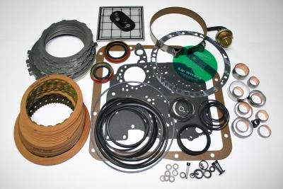 TH350 Rebuild Kit TH-350 Automatic Transmission Master Overhaul Banner Box  Set