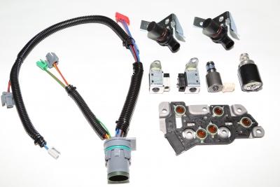 4L80E Transmission Electronics EPC Kit Solenoids TCC Lockup A B Shift  solenoid 4L85E Control