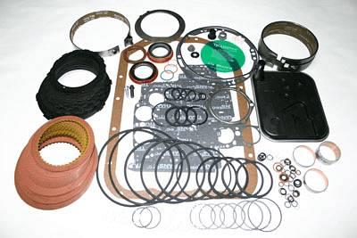 HP 4L80E Automatic Transmission Master Rebuild Kit 4L85E HD Torque  Converter GMC Chevrolet