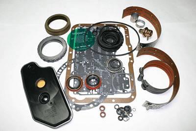 a4ld torque converter installation