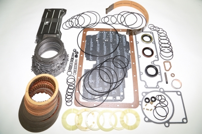 AW4 Rebuild Kit Jeep AW-4 Automatic Transmission Master Overhaul Banner Set  Aisin Warner