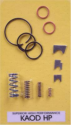 Superior Ford AOD Automatic Transmission High Performance Shift Kit