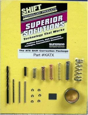 Superior Ford ATX Automatic Transmission Shift Correction Kit Mercury