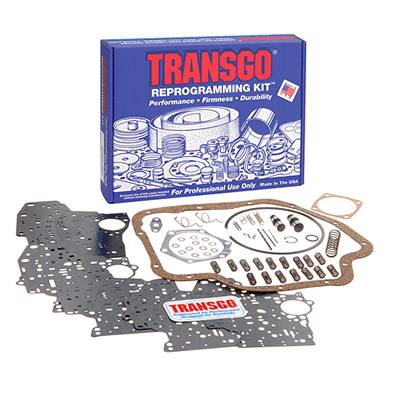 Transgo Gm Th400 Full Manual Shift Kit Stage 3 Th 400 Automatic