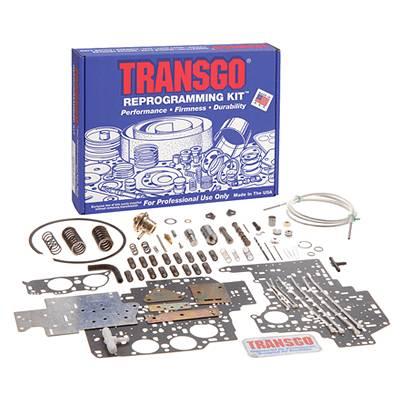 Transgo GM 4L80E Full Manual Shift Kit Stage 3 4L80-E Automatic  Transmission 1991-2002