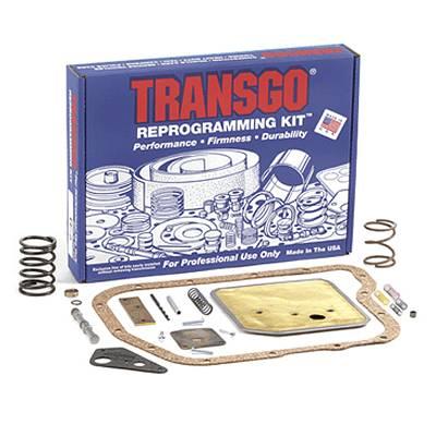 Trg Tf on 4l80e Transgo Shift Kit
