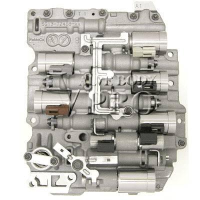 Valve Body Pro AF21 TF81SC AW6A-EL Transmission 2005-Up, Ford Mazda 8 Sol   6 Speed Valve Body