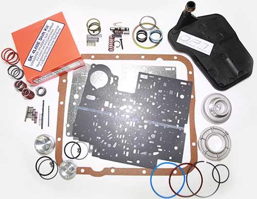 Opt 4l60e Stage 1 Valve Body Upgrade Package 4l65e 4l70e